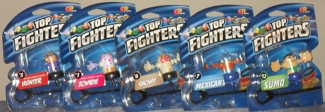 Top Fighters, 1 kus