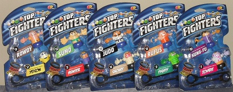Top Fighters, 2 kusy