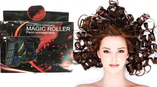 Magic Roller Maxi, 16 kusů + háček