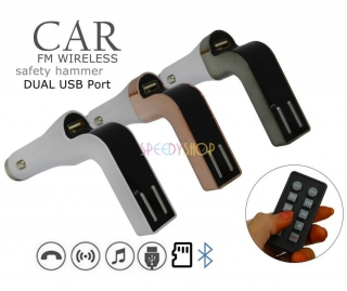 FM Transmitter handsfree, model 590